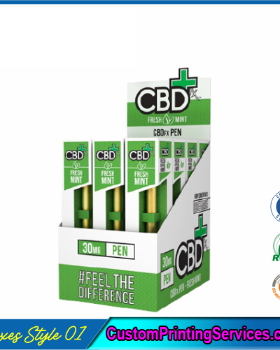 CBD Display Boxes