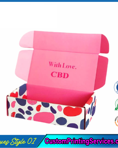 CBD Packaging Box