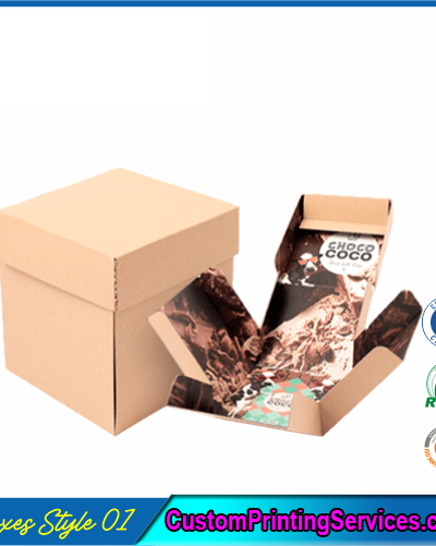Ecommerce Packaging Boxes