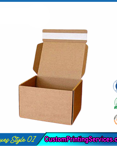 Pack of 100 A5 Deep Gift Packaging Boxes