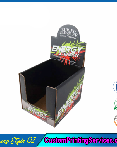 Pop Up Display Boxes UK