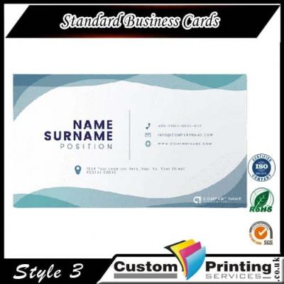 Standard Business Cards Printing